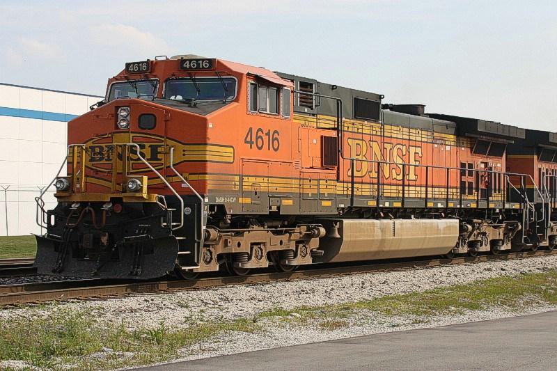 BNSF 4616